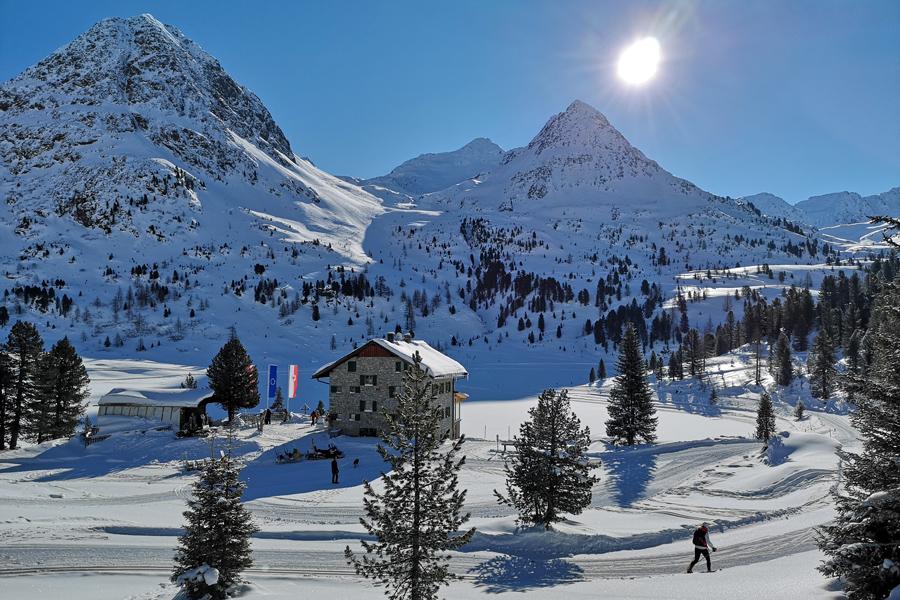 Langlaufsafari Hochpustertal und Osttirol - Staller Sattel
