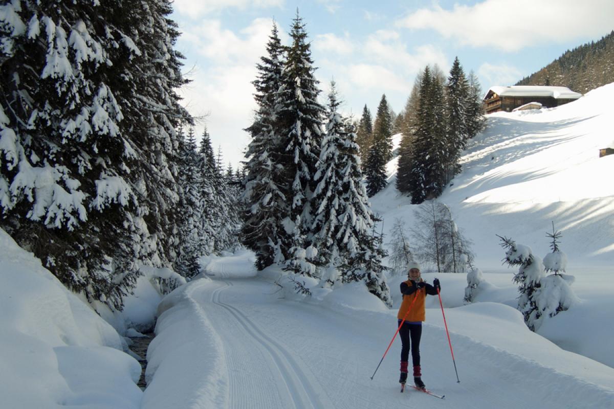Langlaufsafari Hochpustertal und Osttirol - Lesach