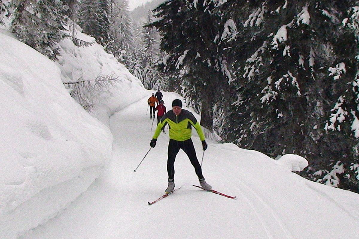 Langlaufsafari Hochpustertal und Osttirol - Sexten