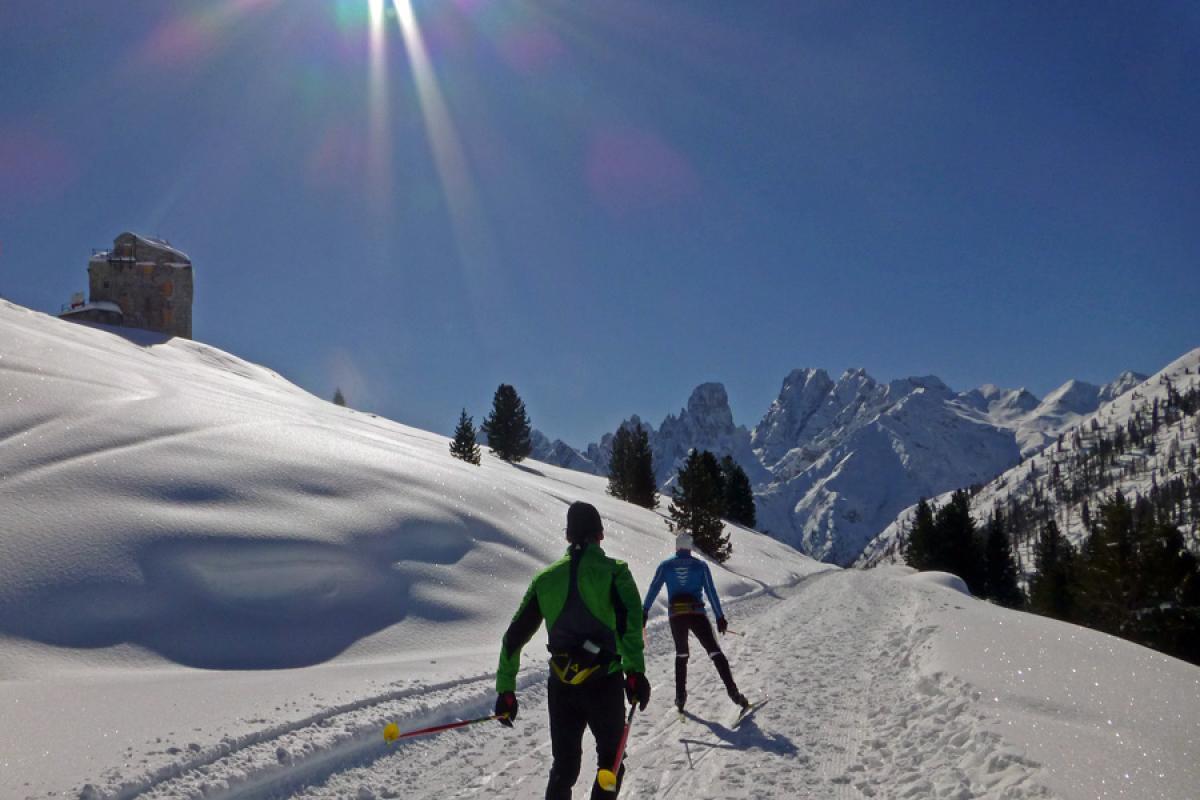 Langlaufsafari Hochpustertal und Osttirol - Plätzwiese