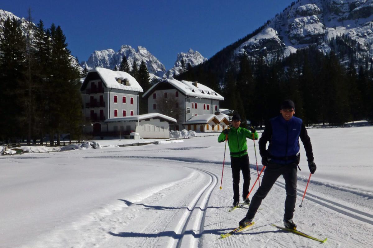 Langlaufsafari Hochpustertal und Osttirol - Schluderbach