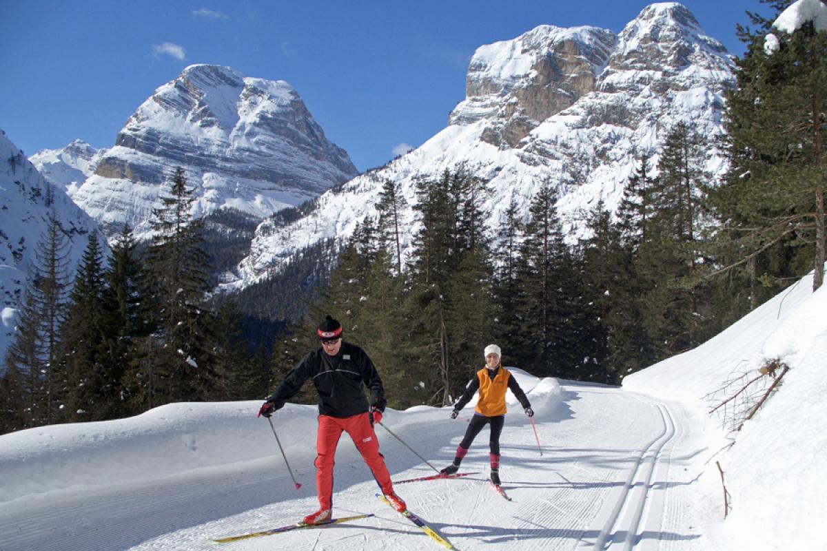 Langlaufsafari Hochpustertal und Osttirol - Von Cortina nach Toblach