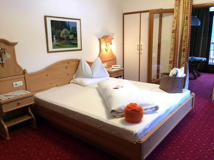 Doppelzimmer im Schlosshotel Mirabell